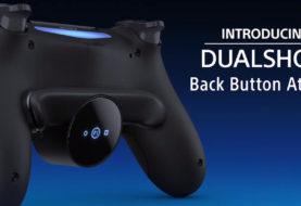 Sony introduce un nuevo botón digital para su Dualshock 4