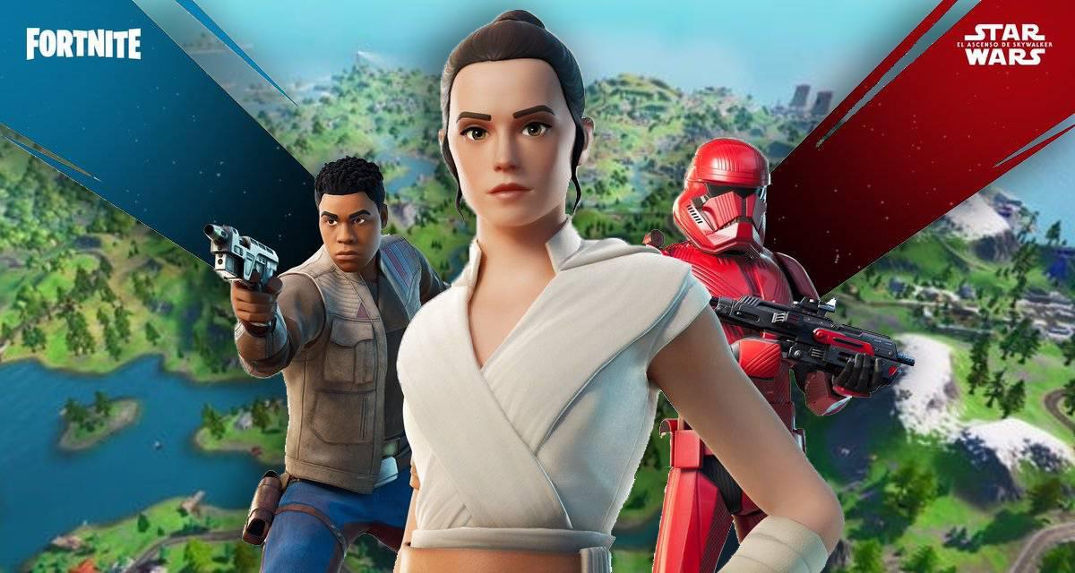 Cómo ver y en qué horario el esperado evento de Star Wars en Fortnite