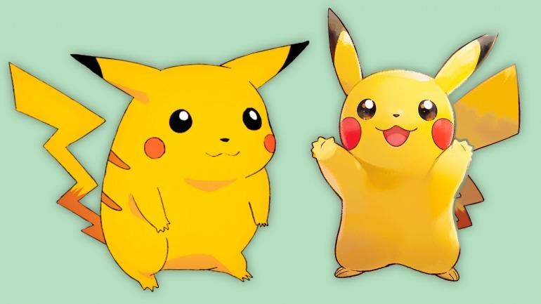 Más esbelto y menos regordete: ¿Por qué rediseñaron a Pikachu? El director creativo de Pokémon lo explica