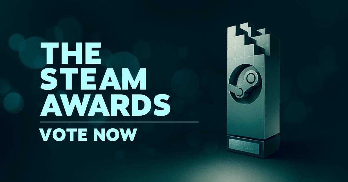 Premios Steam 2019: cuáles son los nominados y cómo votar