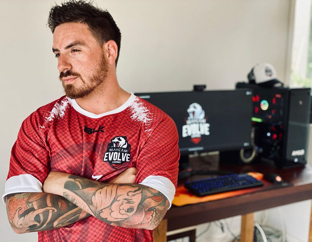 Federico Bal, la nueva incorporación de Evolve Gaming: lo presentaron como jugador profesional de PUBG