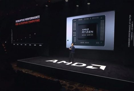 AMD presentó su nueva línea de procesadores ultrafinos Ryzen 4000 Series