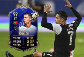 ¿FIFA 20 hizo lo correcto al incluir a Cristiano Ronaldo en los TOTY?