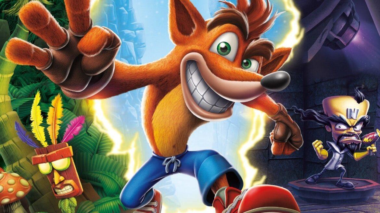 Crash Bandicoot lanza un pack con cinco juegos por su 25 aniversario