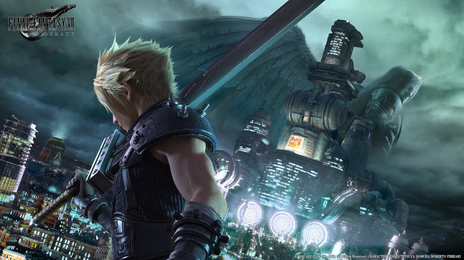 Se rumorea que la demo de Final Fantasty VII llegaría el 3 de marzo