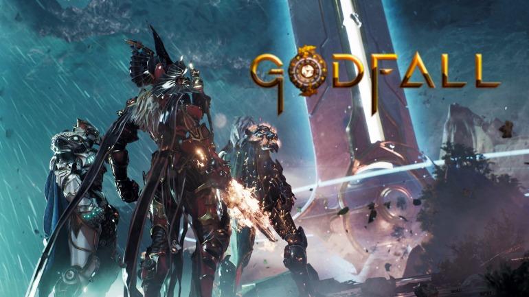 Se filtró un trailer de Godfall para PS5y PC