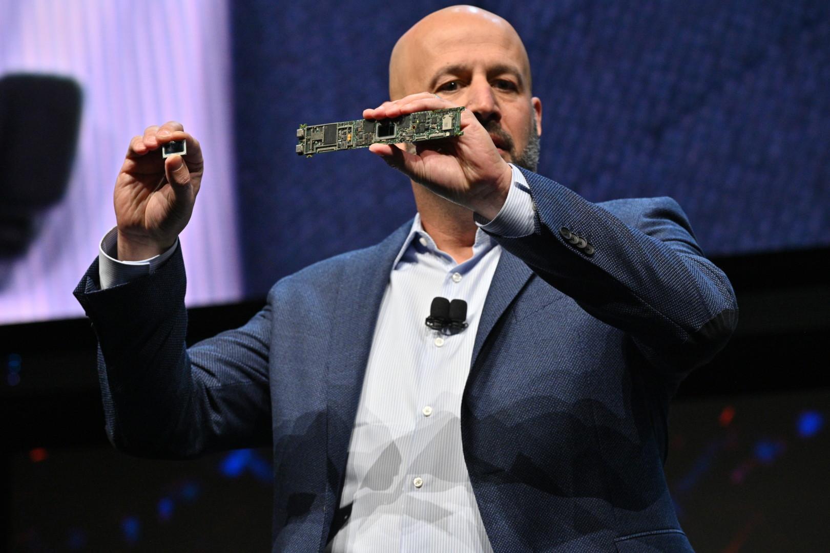 Intel en CES 2020: el chip Tiger Lake, una notebook con pantalla flexible y más detalles de Project Athena