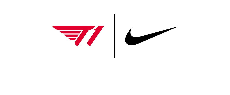 T1 anunció su alianza con Nike para competir en League of Legendes