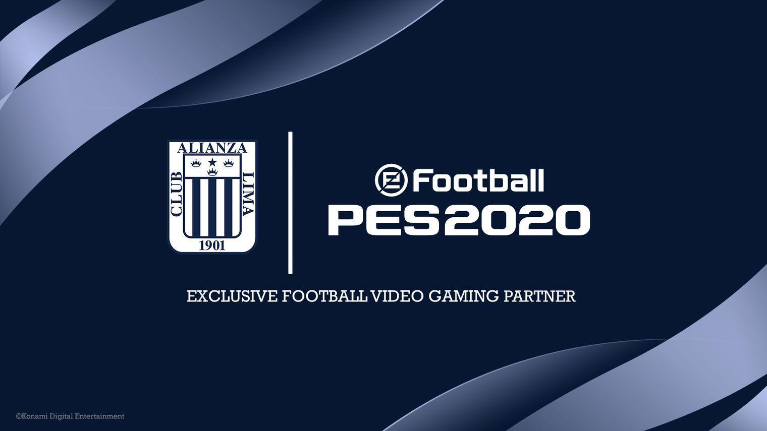 Alianza Lima anunció su equipo de Pro Evolution Soccer 2020 y se une al mundo de los Esports