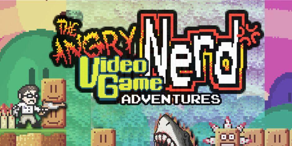 El gamer más quejoso del mundo ya tiene la edición deluxe de su propio videojuego: así se ve la nueva versión del Angry Video Game Nerd en Switch y Steam