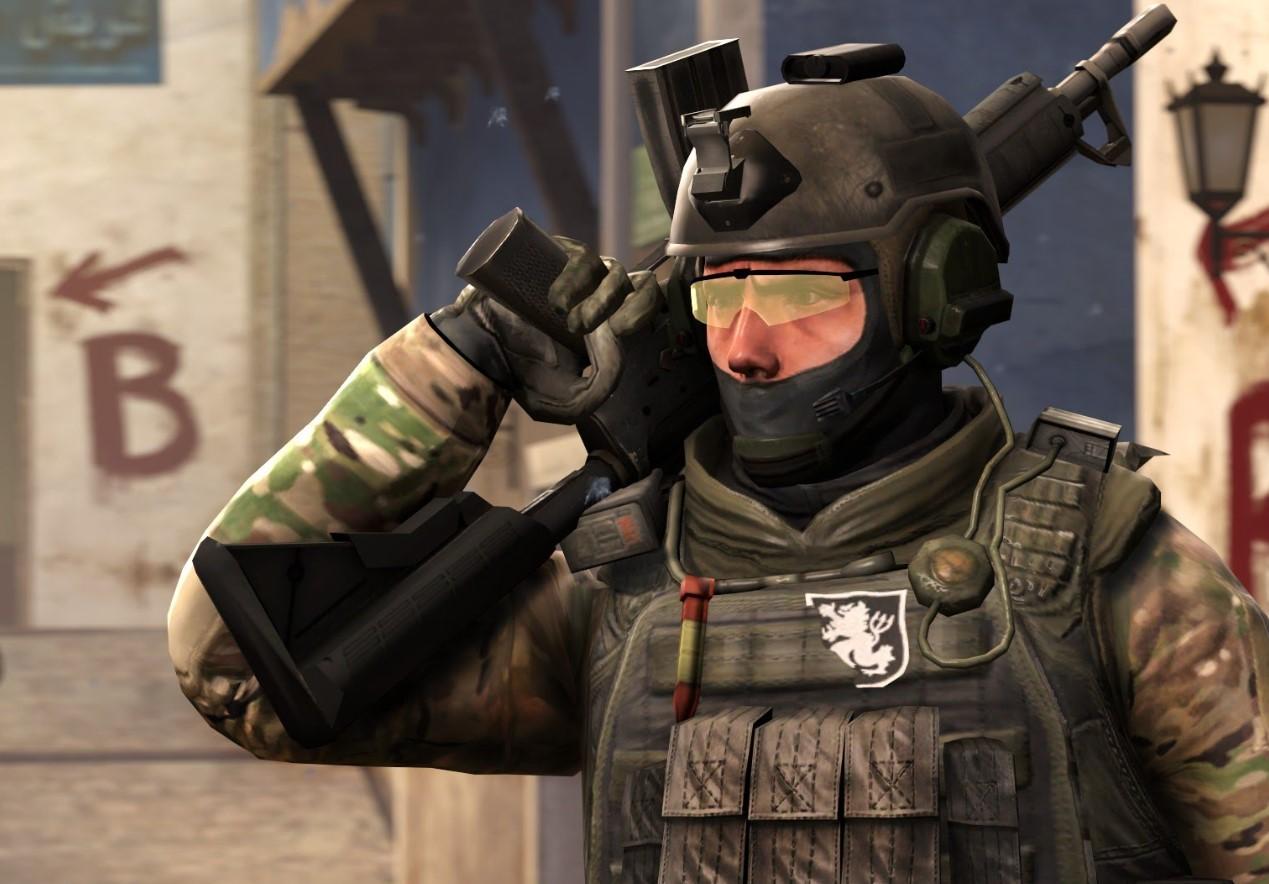 Counter Strike: Global Offensive pasó a Dota 2 en cantidad de jugadores en Steam