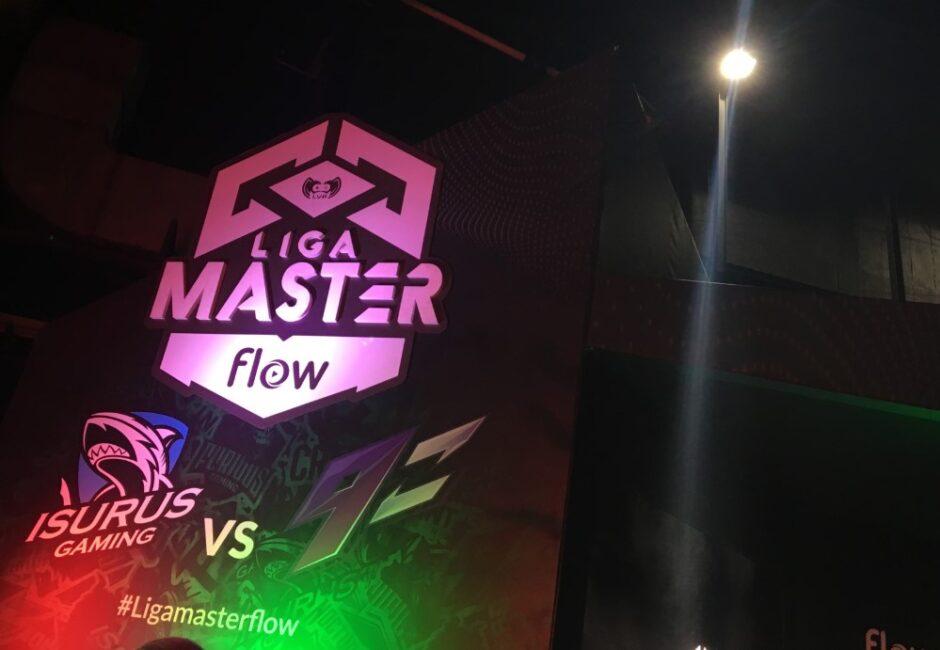 La Liga Master Flow de League of Legends: la jornada 1, en vivo