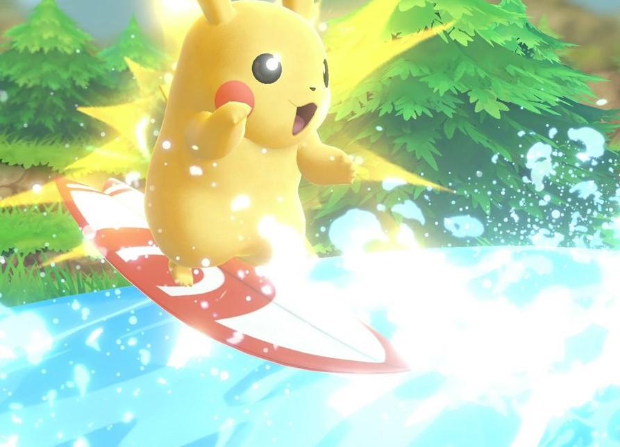 Pokémon Espada y Escudo: así se consigue al histórico Pikachu surfer