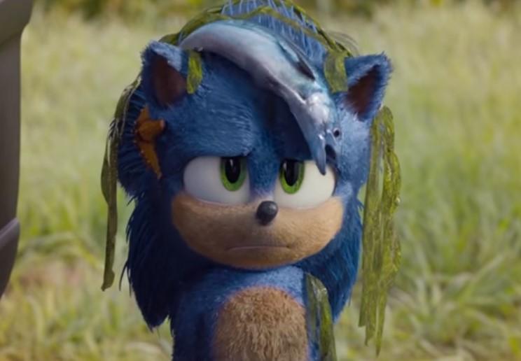 La película de Sonic presentó una escena completa: cada vez falta menos para su estreno el 14 de febrero