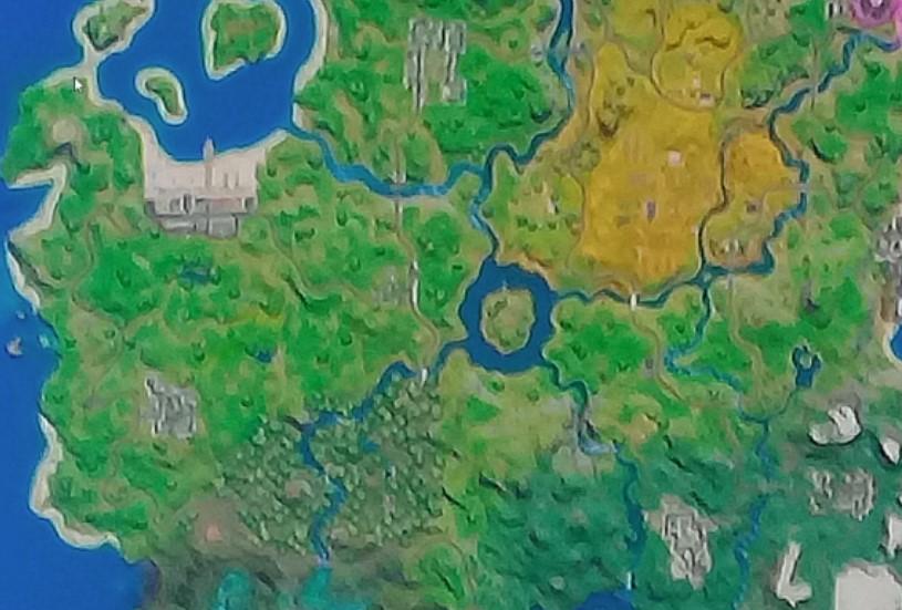 Una nueva filtración revela cambios en el mapa de Fortnite
