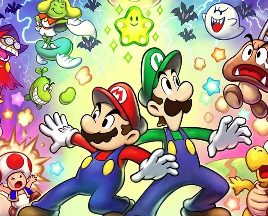 Nintendo registró la marca Mario & Luigi en Argentina: ¿podría volver la saga?
