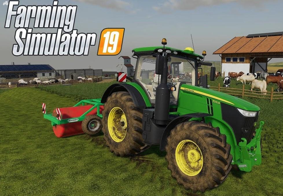 Farming Simulator 19 ya está gratis en Epic Game Store y dan a conocer cuáles son las tres entregas gratuitas que le siguen
