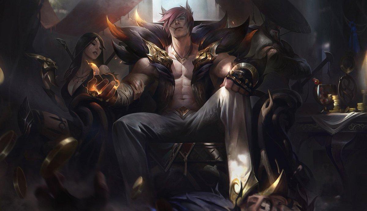 League of Legends sumó un nuevo campeón: quién es Sett y qué habilidades tiene