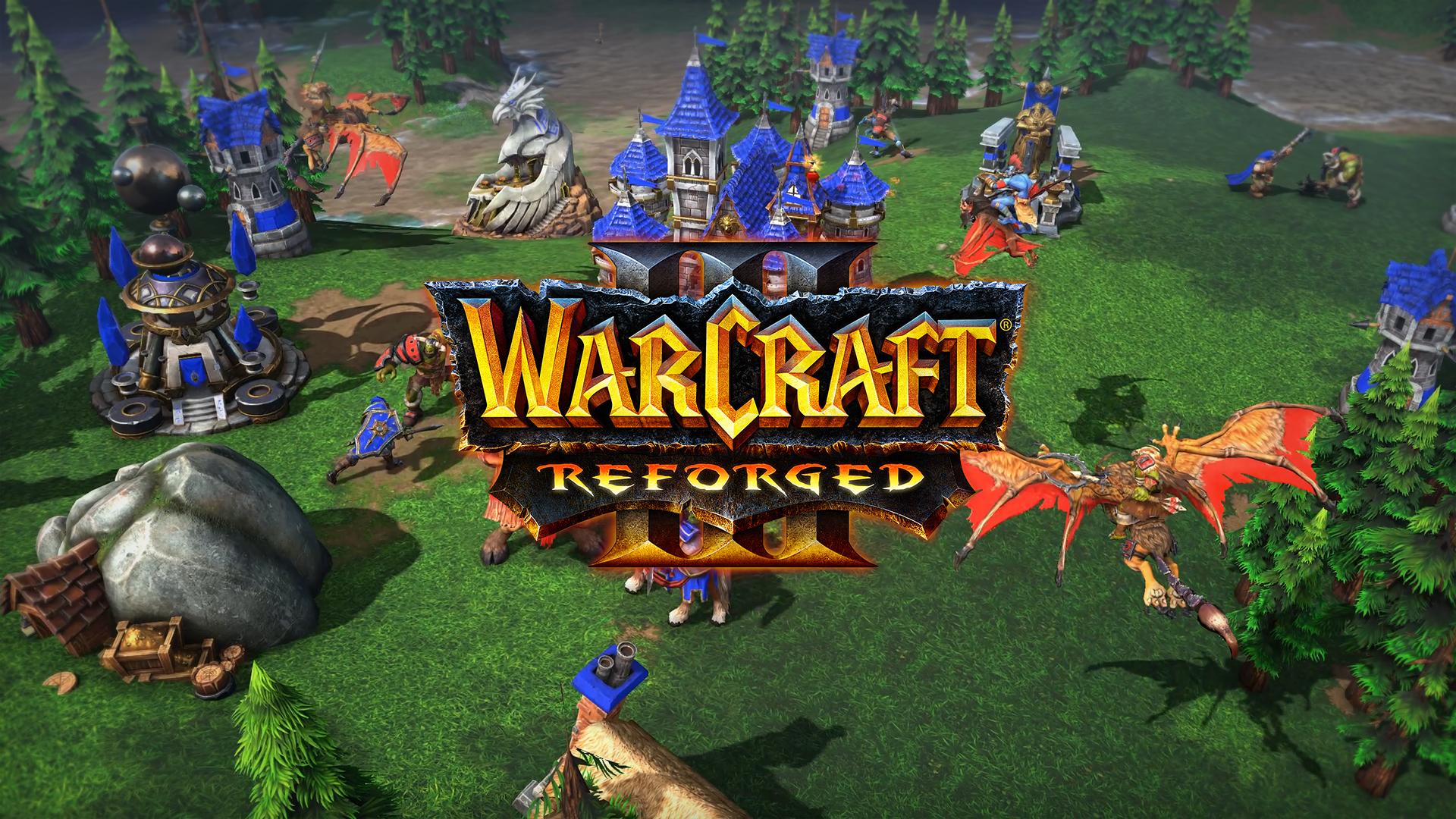 Con  Warcraft III: Reforged, Blizzard se enfrenta a la comunidad de modders para evitar otro DOTA
