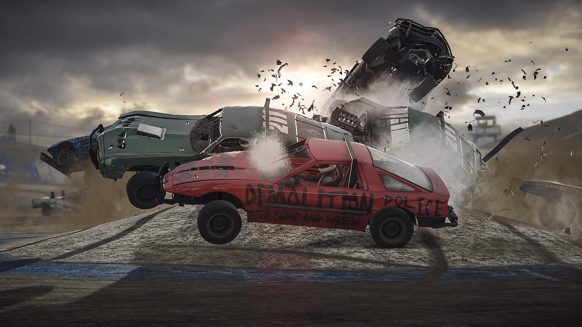 WreckfestyZombieland: Double Tap – Road Kill, entre los juegos gratis que propone Xbox One para el fin de semana