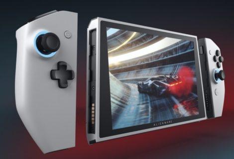 """CES 2020: Alienware y Dell presentaron al """"clon"""" de la Nintendo Switch"""