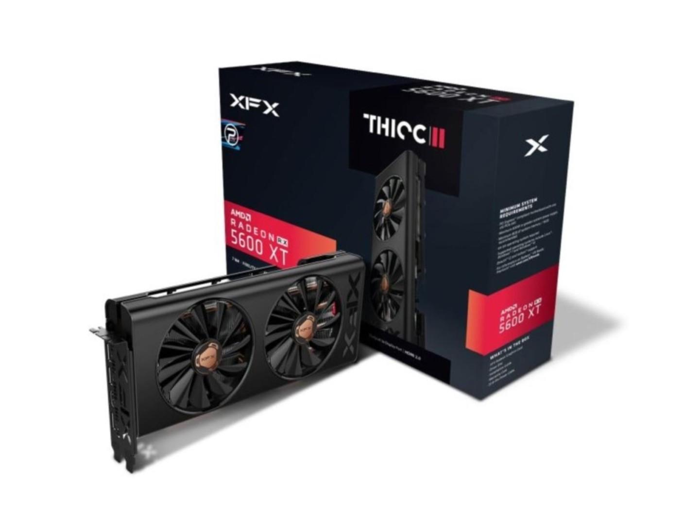 Lanzaron Radeon RX 5600 XT: la nueva y bestial placa de video de AMD