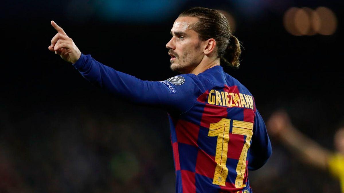 Antoine Griezman anunció su llegada a los esports con el Grizi Esports
