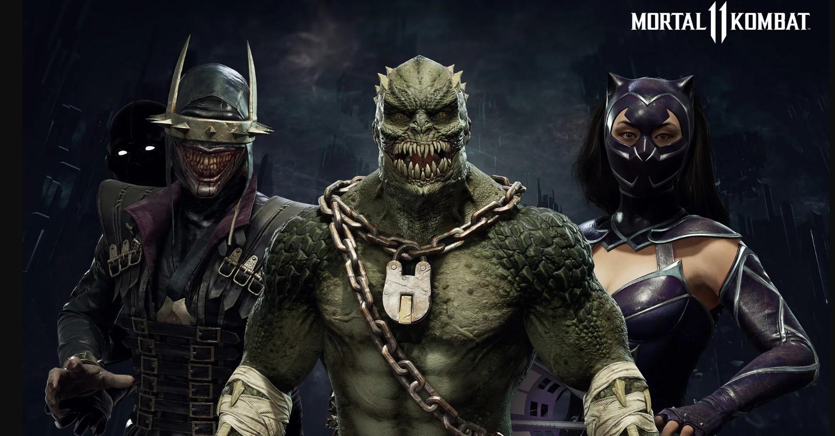 Las nuevas skins del universo DC que llegaron a Mortal Kombat 11