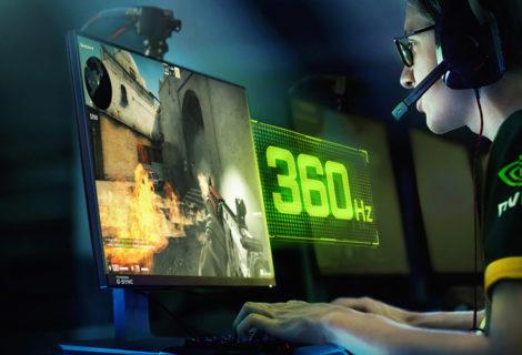 NVIDIA y ASUS presentaron la nueva generación de monitores G-SYNC para jugadores de esports