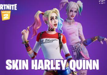 Fortnite presentó a Harley Quinn: cómo conseguir las nuevas skin del battle royale