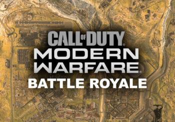 Se filtró un nuevo mapa de Call of Duty Modern Warfare