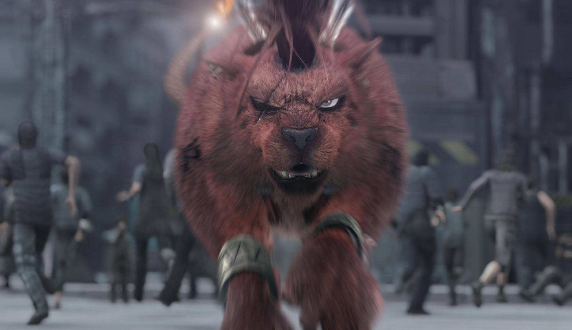 Final Fantasy VII Remake presentó a Red XIII, la sorpresa del nuevo tráiler