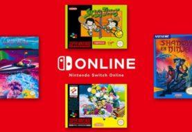 Nintendo Switch Online agrega cuatro 4 nuevos juegos a su biblioteca de NES y SNES en febrero