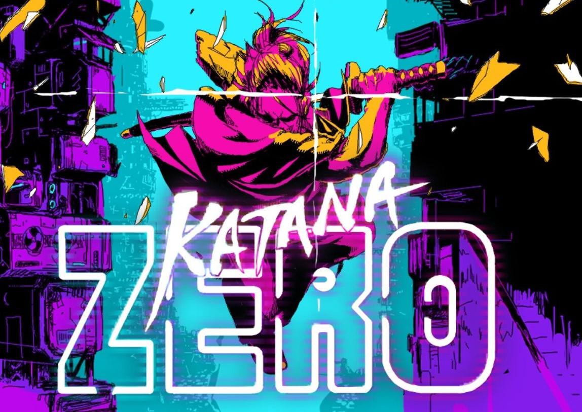 El DLC de Katana Zero es tres veces más grande que lo que se creía