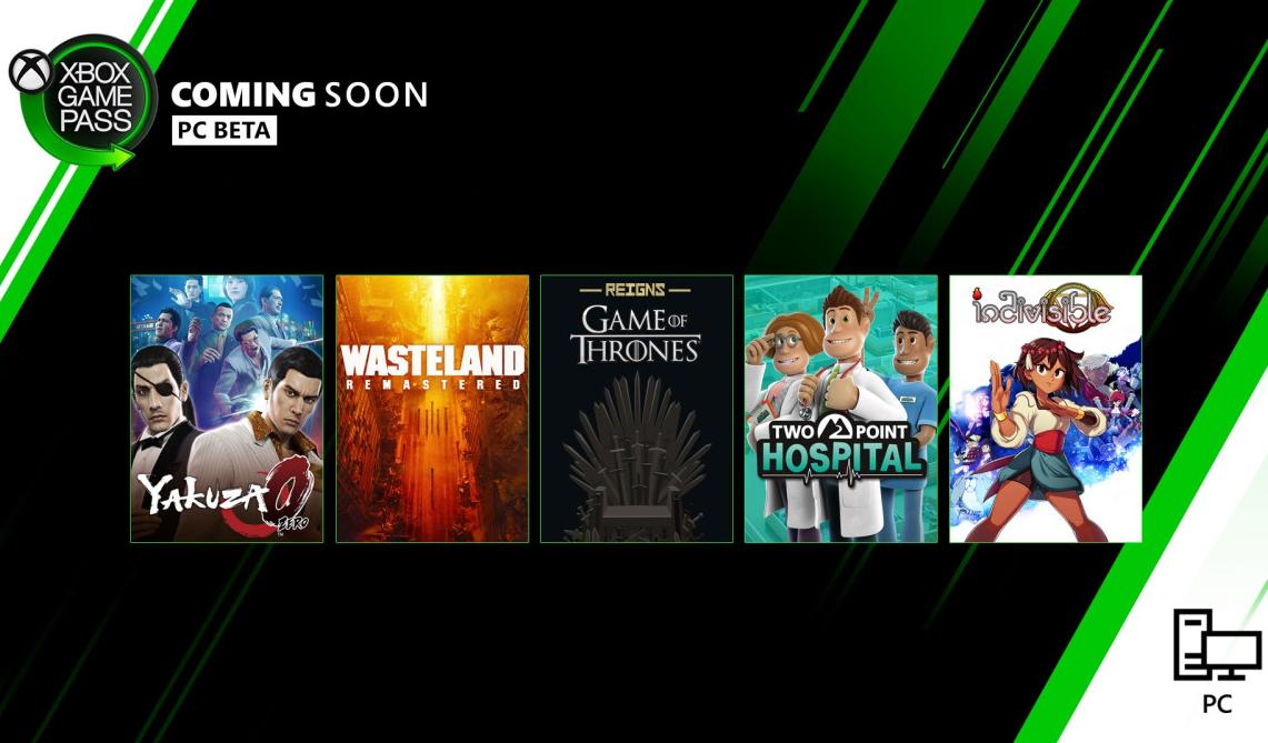 Microsoft dio a conocer los juegos de febrero de Xbox Game Pass: Yakuza 0 y Kingdom Hearts 3, lo más destacado