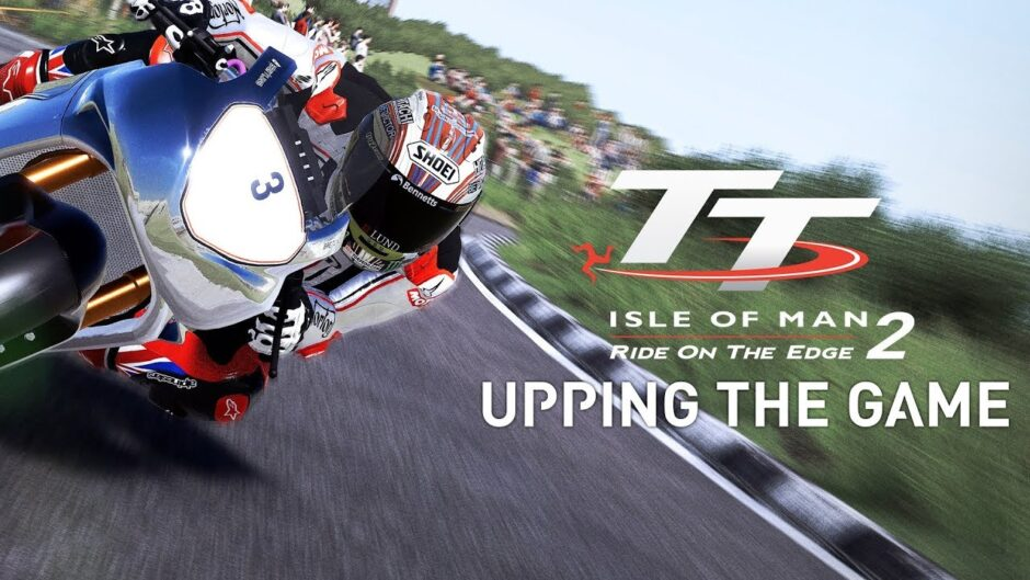 TT Isle of Man 2 estrenó su primer gameplay y contará con motos clásicas de lujo