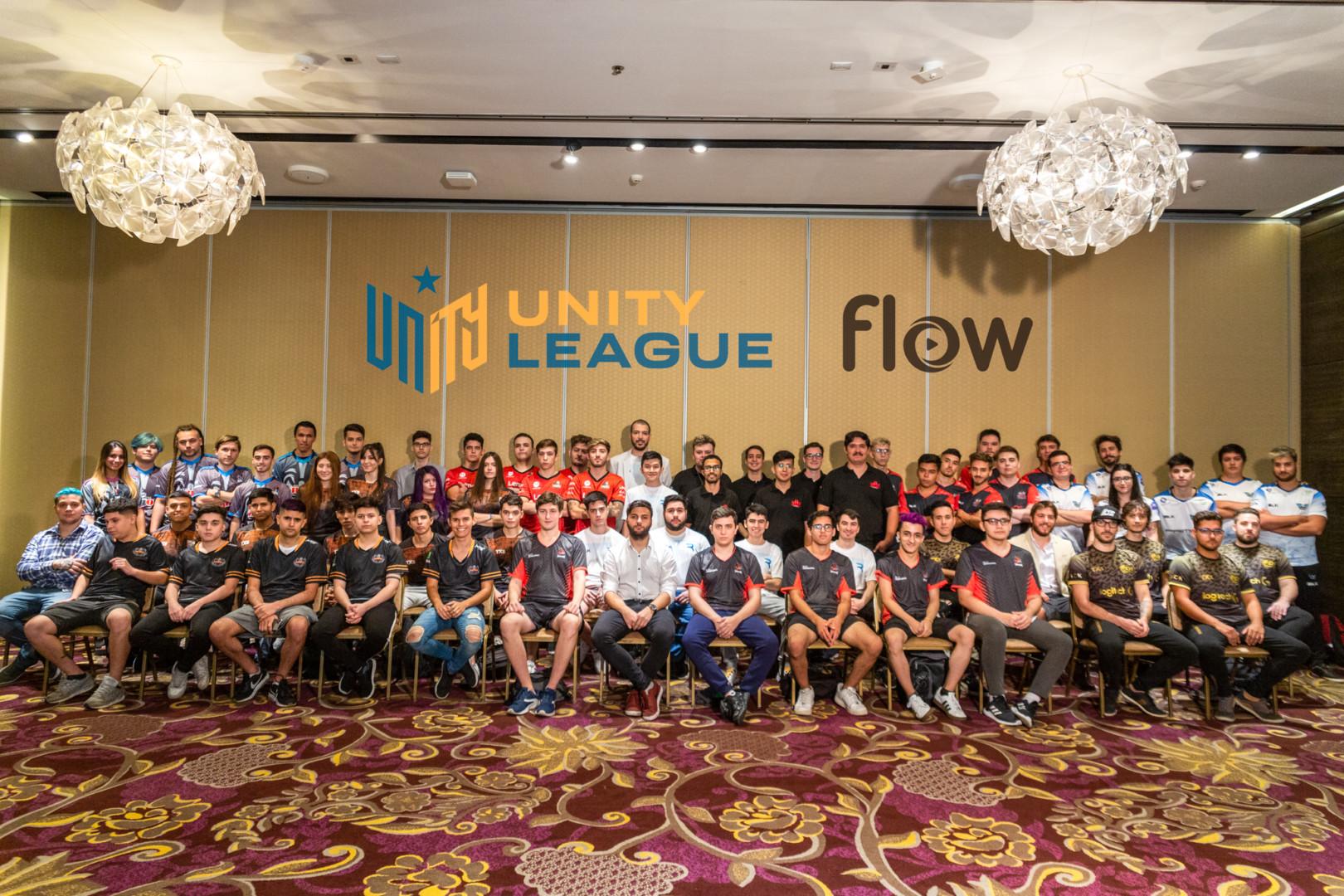 Lanzaron la Unity League Flow: quiénes participan del primer torneo de CS:GO profesional en Argentina