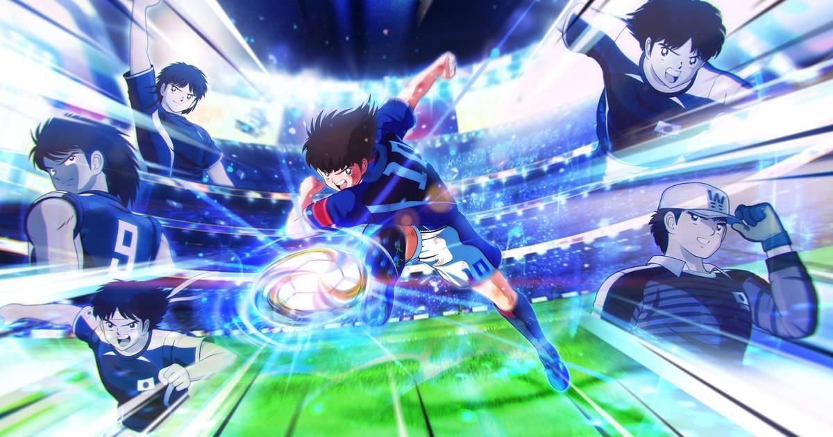 Captain Tsubasa: Rise of New Champions le cumple el sueño a sus fanáticos: podrá crear su propio futbolista