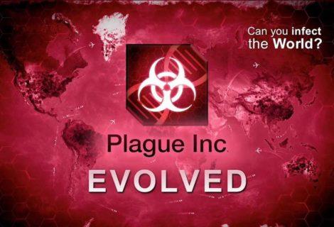 China eliminó Plague Inc. de la tienda App Store