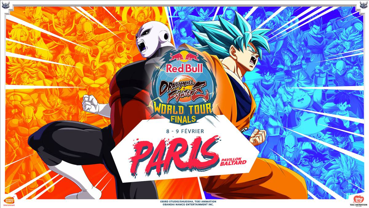 Seguí los combates del Dragon Ball FighterZ World Tour Finals de París