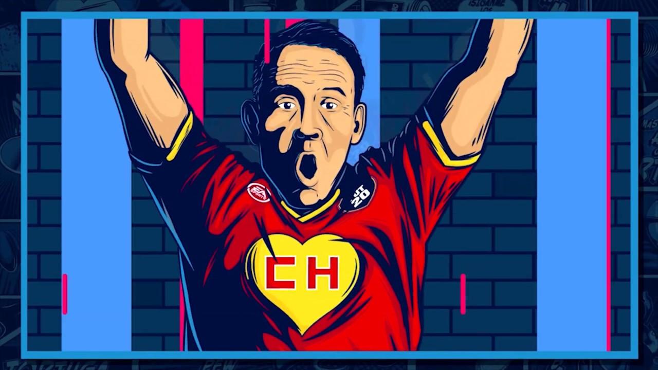 El homenaje de FIFA 20 al Chapulín Colorado, en el cumpleaños 91 de Chespirito