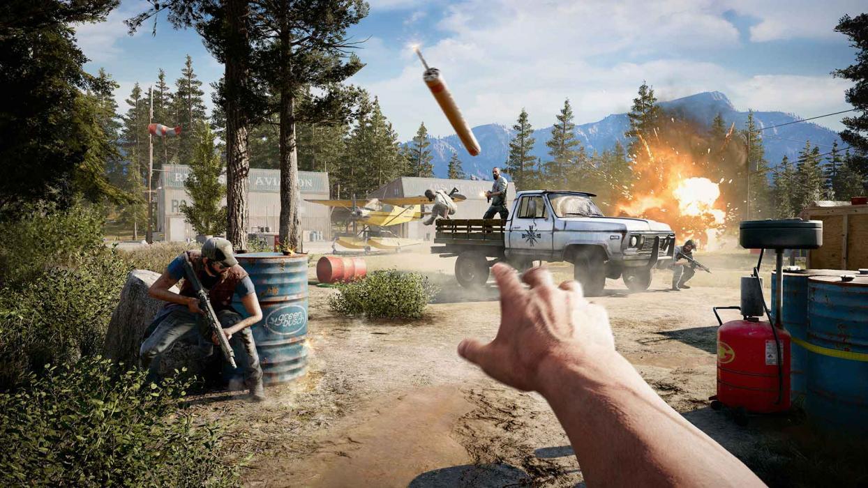 Los próximos tanques de Ubisoft estarán centrados en Far Cry 6 y un nuevo Assassin's Creed