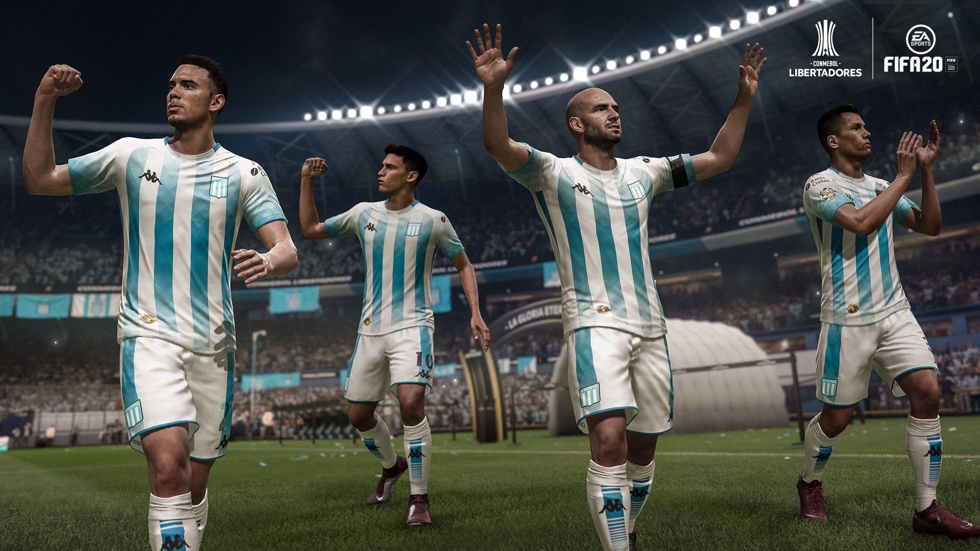 La Copa Libertadores tiene fecha confirmada para llegar a FIFA 20