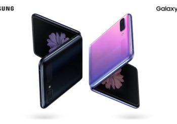 Galaxy Z Flip, el segundo con pantalla flexible de Samsung que busca eclipsar al Fold