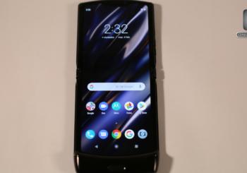 Motorola razr, la reinvención de un clásico de los celulares que combina nostalgia con innovación
