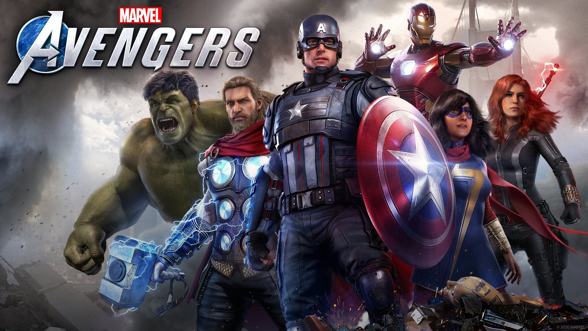 El nuevo tráiler de Marvel's Avengers reveló una sorpresa para sus fanáticos