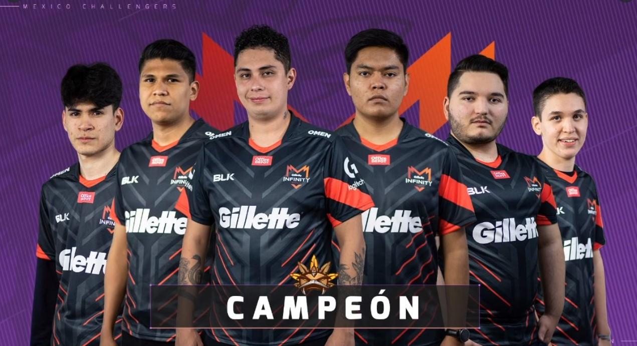 Infinity Esports se corona bicampeón y monarca del Latam Masters de Rainbow Six Siege