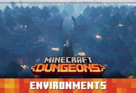 Minecraft: Dungeons muestra cómo funcionará el diseño de niveles