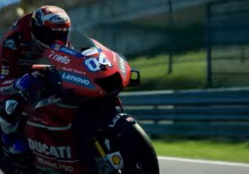 El protagonista del nuevo trailer de MotoGP 20 es Casey Stoner que muestra pilotos históricos