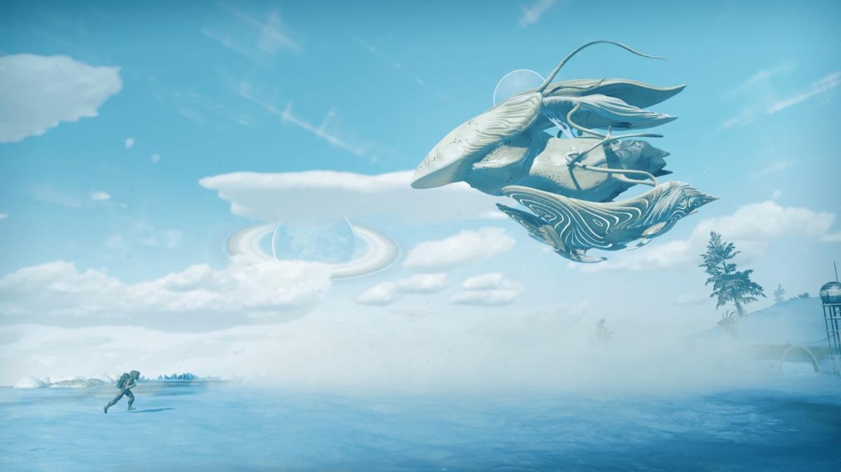 No Man's Sky tiene un nuevo y extraño DLC